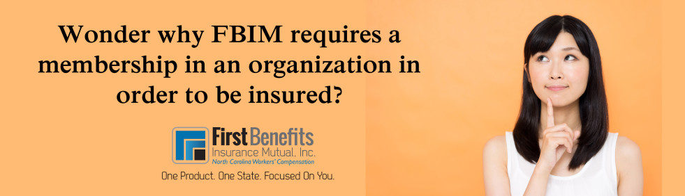 Why Does FBIM Require Membership?